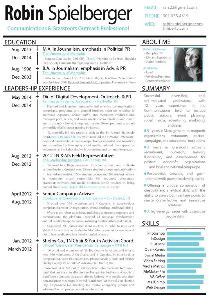 RobinSpielberger.Interactive2PageResume.JournalismPRSocialMedia.Jan2015_Page_1