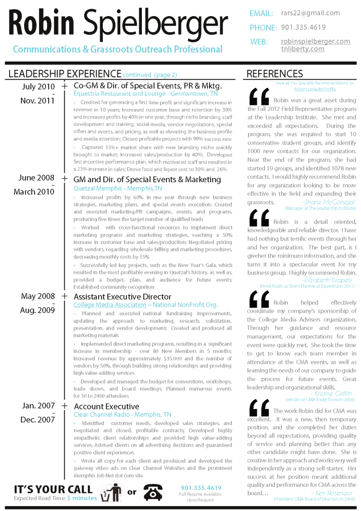 RobinSpielberger.Interactive2PageResume.JournalismPRSocialMedia.Jan2015_Page_2