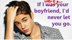 justin beiber if i was:were